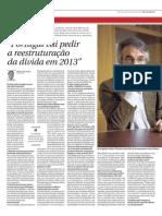 Dn 2012_entrevista, Pedro Lains [30 Dezembro]