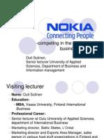 Nokia Spain