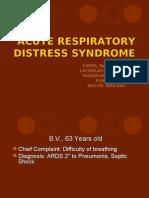 ARDS with Pathophysiology