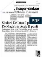 Rassegna Stampa 08.01.13