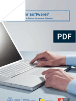 ¿Patentar Software?