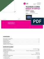 MANUAL+DE+SERVIÇO+TV+LG+14FK3RB+14FK3RB-L2++CHASSIS++MC059D