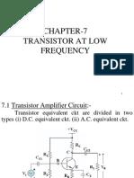Transistor h-parameter analysis.ppt