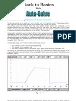 Sensor waveforms