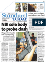 Manila Standard Today - Wednesday (January 9, 2013) Issue