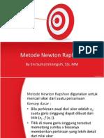 Metode-Newton-Raphson