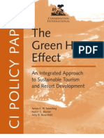 31921642 Green Host Effect an Integrated Approach to Sustainable Tourism Development