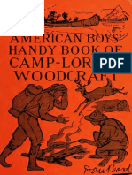 27471061 American Boys Book of Camp Lore and Woodcraft Copy