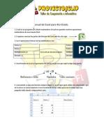 Manual de Excel Para 4to Grado