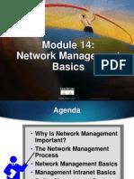 14 Net Mgmt Basics