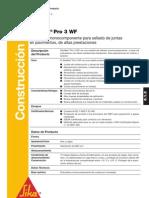 6.1.3. Sikaflex® Pro 3 WF