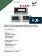 Basic Electronics Trainer EE-3200