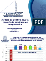 IPS UNIVERSITARIA