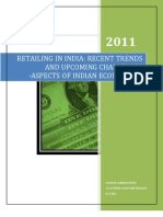 Foreign Direct Investment in Multi-brand Retail