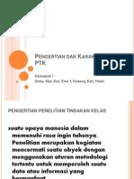 PTK klp. 1