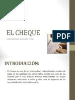 El Cheque en El Peru