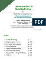 Corso di webmarketing