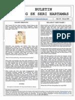 Buletin PIBG SK Seri Hartamas - Feb 2009