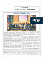 Buletin PIBG SK Seri Hartamas - Jan 2011