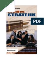 msdm strategik