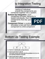 12 Integration Testing