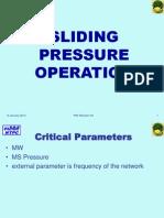 Sliding Pr Operation