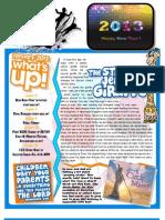 KidLife Newsletter for January!