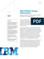 IBM TRIRIGA Energy Optimization