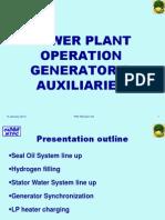 Generator Operation PMI