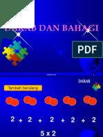 Darab dan Bahagi-1
