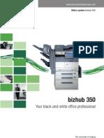 Broschuere Bizhub 350 Final 01