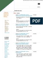 Curso de PHP Campus Virtual