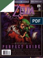 Legend Of Zelda Ocarina Of Time Strategy Guide Pdf
