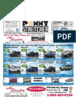 Penny Stretcher 01/02/2013