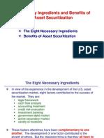 Asset Securitization by Hu