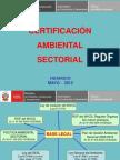 estudio de impacto ambiental huanuco