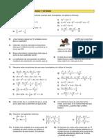 ecuacioes de segundo grado