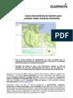 BaseCamp de Garmin
