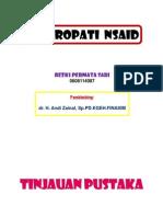 gastropati NSAID