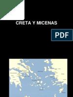 Arte Griego clásico en Cretas y Micenas
