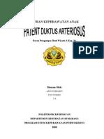Anak - Patent Ductus Arteriosus
