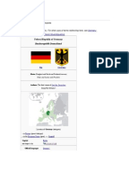 germany pestel analysis Research and markets: country analysis report - germany - in-depth pestle insights out today  has announced the addition of the country analysis report - germany  pestle analysis.