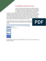 Poner IP Privada fija
