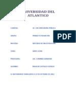 Tema Gripe Aviar-proyecto de Investigacion