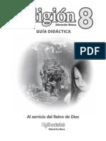 50675950 8 Guia Didactica Al Servicio Del Reino de Dios