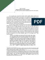 M. L. GIll Materia y Flujo en El Timeo de Platon - CORREGIDA