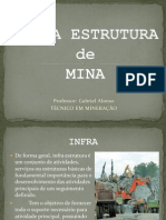 Infra estrutura de Mina