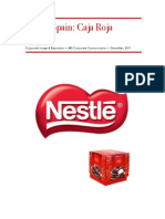 Nestlé Caja Roja Case Study