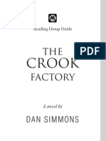 The Crook Factory Reading Group Guide