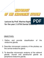 Histology of Endocrine SystemMK